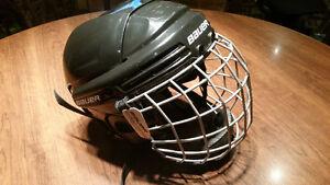 Casque avec Protège-Visage BAUER Helmet with Facemask