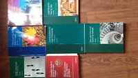 PARALEGAL BOOKS FOR Sale ALL 7!!!!!!!!!