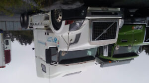 White volvo tractor for sale