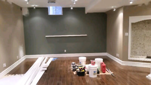 $100 FOR THE ROOM !!!  PAINTER IN TOTTENHAM AND NEWMARKET AREA.