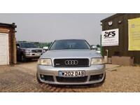 2000 Audi S6 Saloon 4.2 Quattro 4dr