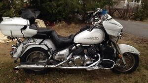 2004 1300cc Royal venture touring bike PRICE REDUCED