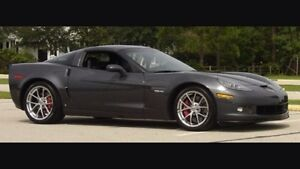WANTED: 2010-13 Z06 or grand sport corvette