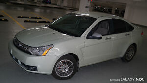 2010 Ford Focus Sedan only 134 kms Manual extra clean vehicle