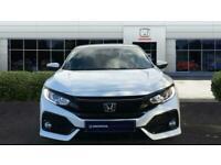 2018 Honda Civic 1.0 VTEC Turbo SR 5dr Petrol Hatchback Hatchback Petrol Manual