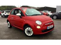 2014 Fiat 500 1.2 Colour Therapy 3dr Manual Petrol Hatchback