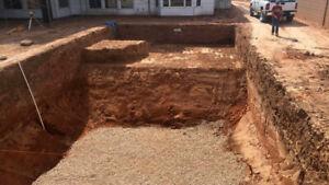 Waterproofing, Excavation & Demolition