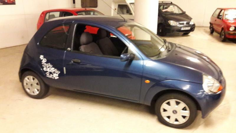 Ford Ka My Style Climate Very Low Miles Full Service Hastory