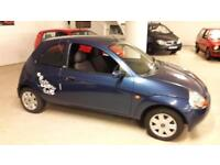 Ford Ka 1.3 2006MY Style Climate very low miles FULL SERVICE HASTORY
