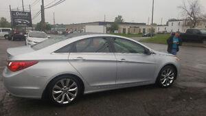 2012 Hyundai Sonata 2.0Turbo Limited w/Nav Sedan