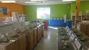 BULK FOOD BUSINESS FOR SALE