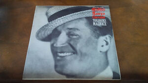 LP: Maurice Chevalier Toujours Maurice, RCA Camden CAL 579