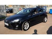 2013 Ford Focus 1.6 TDCi 115 Zetec 5dr Manual Diesel Hatchback