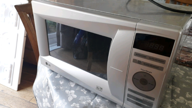 Lg Microwave Oven Low Voltage Suitable