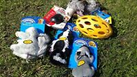 Brand New Lot of Dogs toys. Never been used
