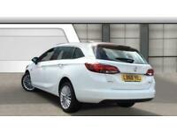 2017 Vauxhall Astra 1.4i Turbo Elite Sports Tourer 5dr Estate Petrol Manual