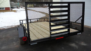 NEW 6' x 10' Trailer NO TAX (SOLD) will make to your specs