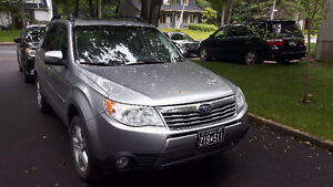 2009 Subaru Forester X Touring Cuir