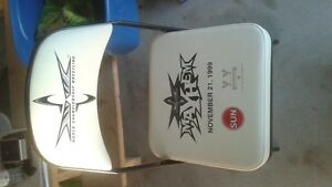 Collectible Wrestling Take Home Folding Chair!!!!!!