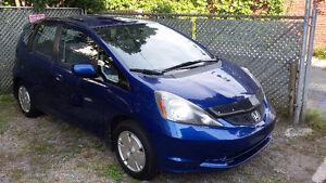 2009 Honda Fit LX, 147 000 km, 5500$