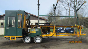 2014 Cord King Firewood Processor with 32 foot elevator