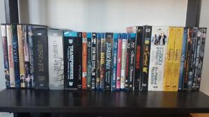 Collection DVD à vendre