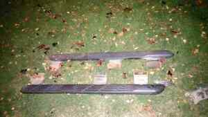 2007 Ford escape running boards  Kitchener / Waterloo Kitchener Area image 1