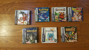 Complete GBA Games