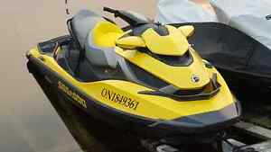 Seadoo with very Low Hours
