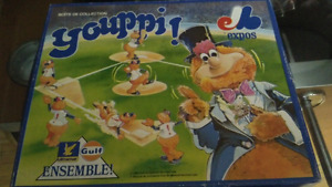 11 Figurines Youppi