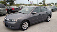 2008 Mazda Mazda3 Safety & Etested! ONLY 122 KM FINANCING AVAIL Windsor Region Ontario Preview