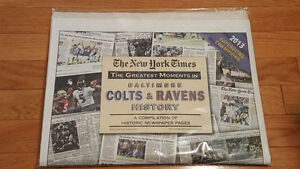 Colts and Ravens History - New York Times Historic Newspaper