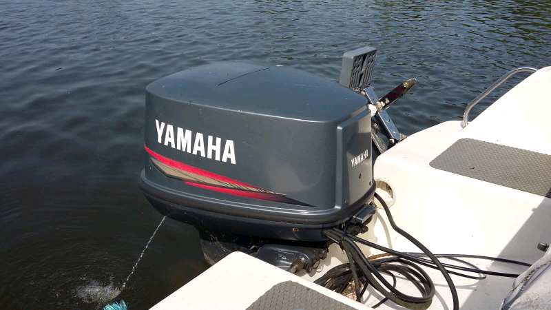 Yamaha 115hp v4 outboard boat engine | in Ballymena, County Antrim | Gumtree
