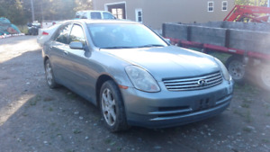 2004 Infinity G35 AWD for sale