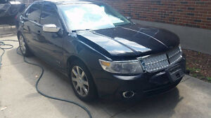 2008 Lincoln MKZ- SOLD AS IS!!