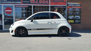 2012 Fiat Abarth ++++ Beaucoup d'extra