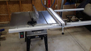 10 Inch Trade Master Table Saw - 50 Inch Rip Area