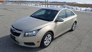 2012 Chevrolet Cruze LT, New Safety, BLUETOOTH