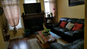 Lovely 3-bedroom townhouse for rent