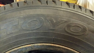 "15"" Toyo Snow Tires Kitchener / Waterloo Kitchener Area image 4"
