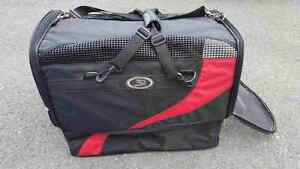 Expandable soft sided carrier