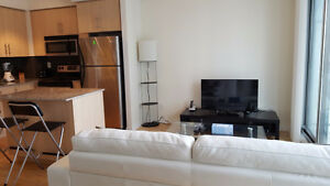 Dec 1: Modern furnished downtown suite @ Maple leaf sq - Union