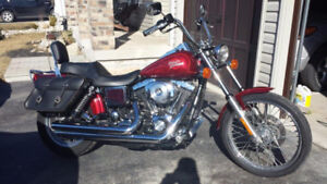 Dyna Wide Glide Limited Edition