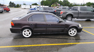 2000 Honda Civic 4Door