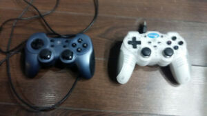 PC Gamepads - USB - You can have both of them for $10