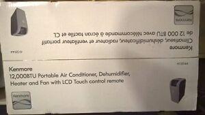Kenmore Air Conditioner/Dehumidifier/Heater
