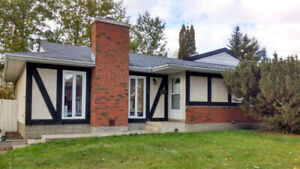 Rent a Four Bedroom Home in Beautiful St. Albert