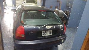 1998 Honda Civic DX Hatchback Gatineau Ottawa / Gatineau Area image 4