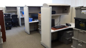 Call Center Cubicle: Wall Divider,Partition, Workstations