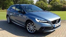 2017 Volvo V40 Cross Country D2 Pro Geartronic Automatic Diesel Hatchback